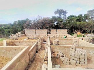 TRANSUA - Nouvelle Brigade de Gendarmerie en construction