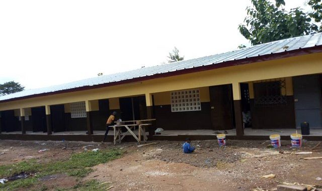 DADIASSE (SP Assuéfry) 3 Salles de classe et Bureau