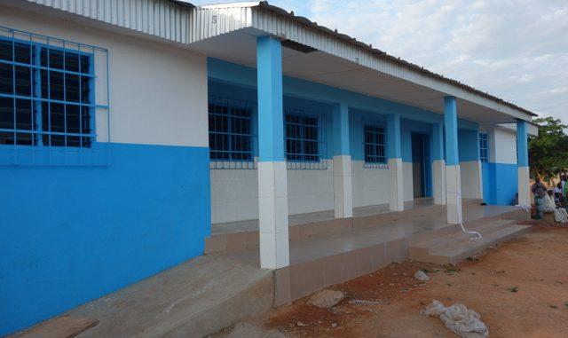 DALEWARE (SP Dimandougou) - Construction d'un centre de santé