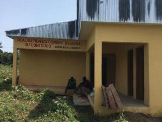 DIEDOU-PAMBASSO (SP Transua) - Logement de sage-femme