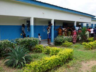KOTOKOU-AYERA (SP Tankessé) - Construction d'un centre de santé integré