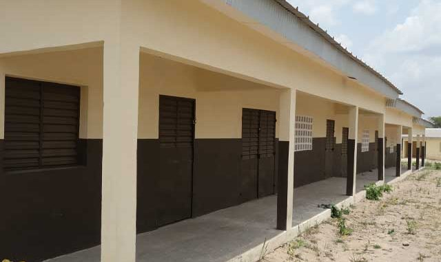 SOROBANGO - Bâtiment administratif au c