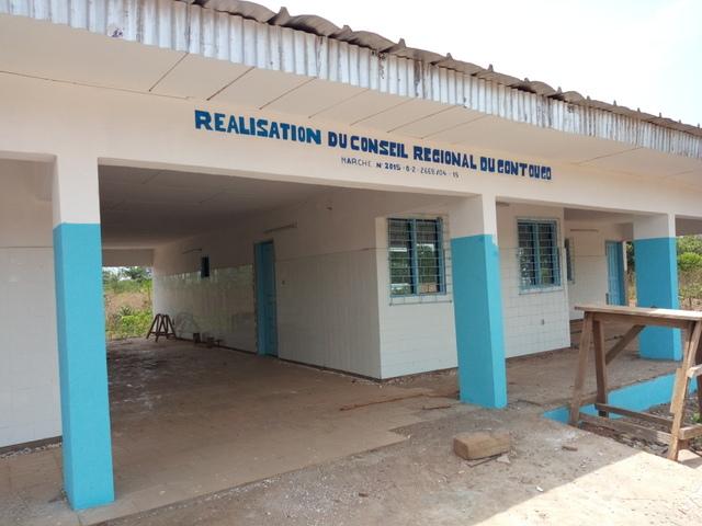 YAKASSE (SP Assuéfry) - Construction d'un Centre de santé intégré